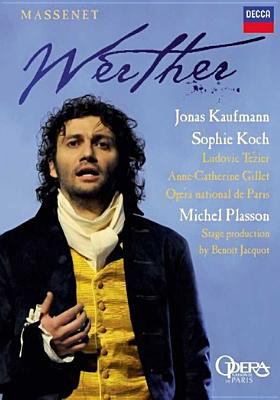 Werther : lyric drama in four acts