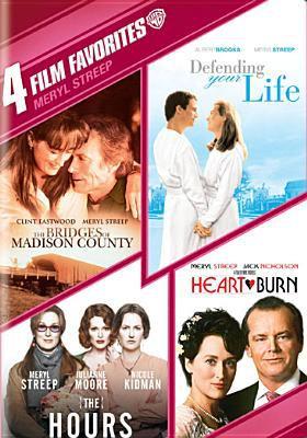 4 film favorites. Meryl Streep