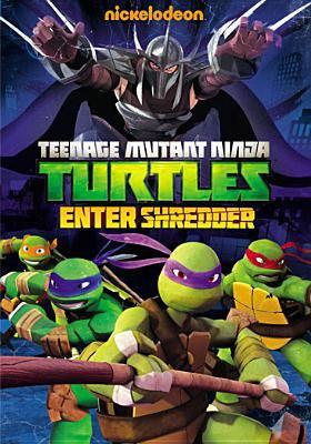 Teenage Mutant Ninja Turtles. Enter Shredder