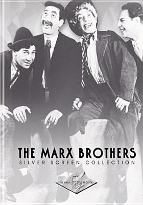 The Marx Brothers. Silver screen collection