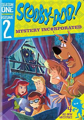 Scooby-Doo! Mystery Incorporated Season one, volume 2