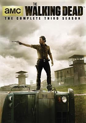 The walking dead. The complete third season