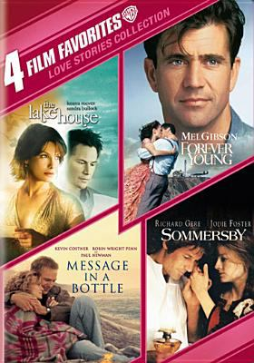 4 film favorites. Love stories collection