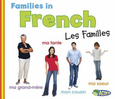 Families in French : les Familles