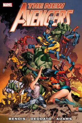 The new Avengers. 3