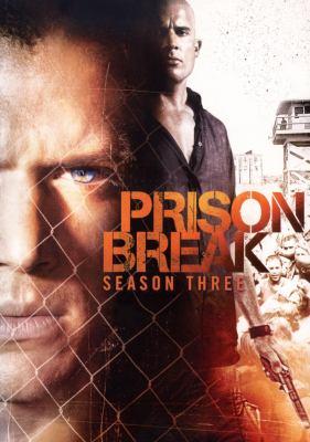 Prison break. Season three