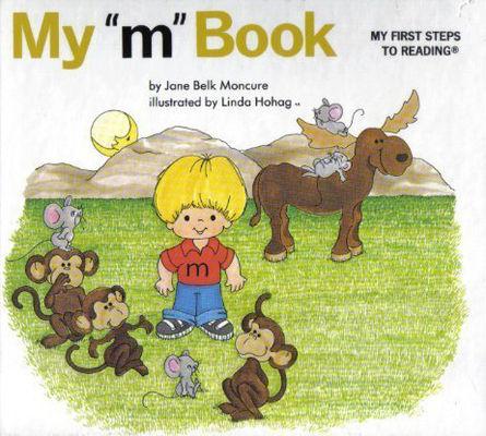 """My """"m"""" book"""