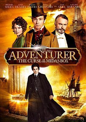 The adventurer : the curse of the Midas box