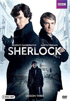 Sherlock. Season three