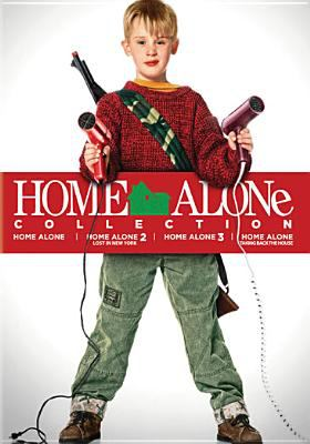 Home alone : the complete collection