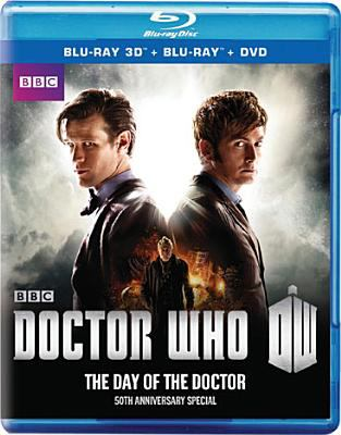 Doctor Who. The day of the doctor