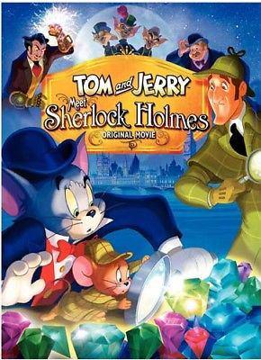 Tom and Jerry meet Sherlock Holmes : original movie