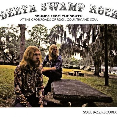Delta swamp rock : sounds from the South : at the crossroads of rock, country and soul.