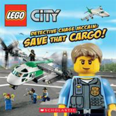 Detective Chase McCain : save that cargo!