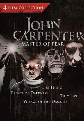 John Carpenter, master of fear collection