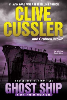 Ghost ship (AUDIOBOOK)