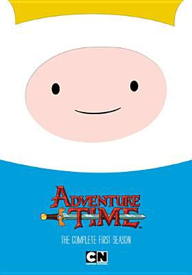 Adventure time. The complete first season