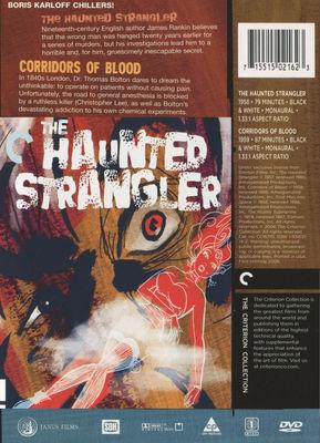 The haunted strangler ; Corridors of blood.