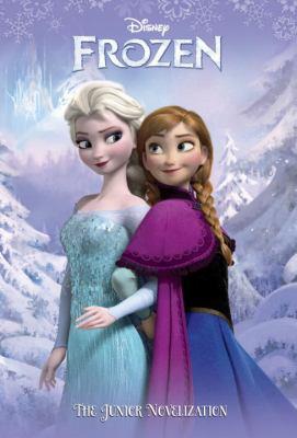 Frozen : the junior novelization