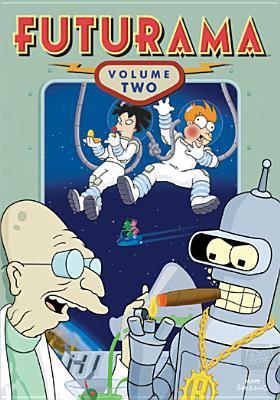 Futurama. Volume 2
