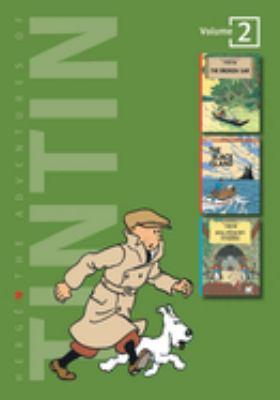 The adventures of Tintin. Volume 2