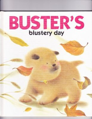 Buster's blustery day