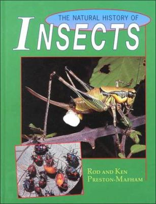Natural history of insects