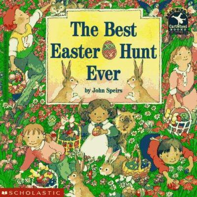 Best Easter egg hunt ever