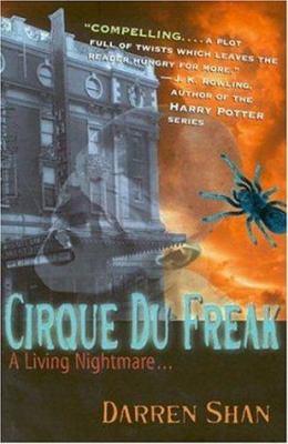 Cirque Du Freak : the saga of Darren Shan - Book 1