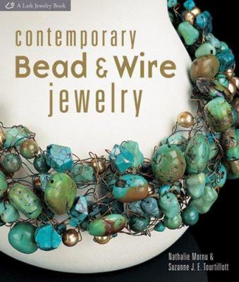 Contemporary bead & wire jewelry