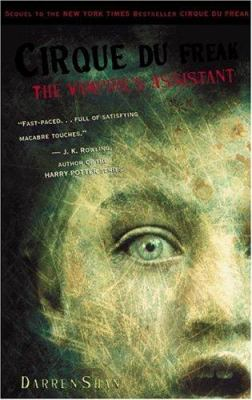 The vampire's assistant (book 2)