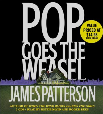 Pop goes the weasel (AUDIOBOOK)