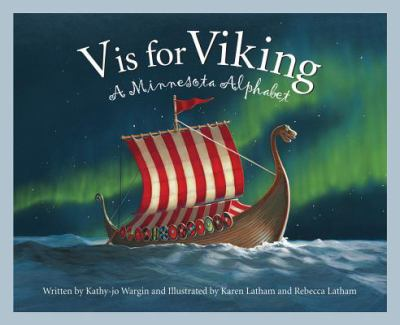 V is for Viking : a Minnesota alphabet
