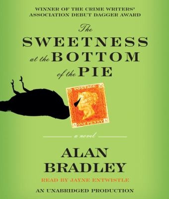 The sweetness at the bottom of the pie (AUDIOBOOK)