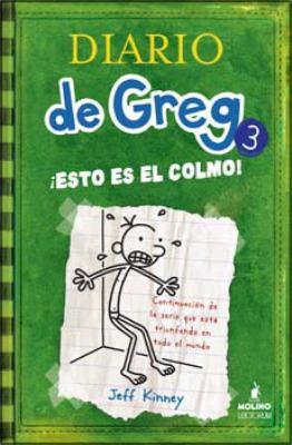 Diario de Greg : esto es el colmo