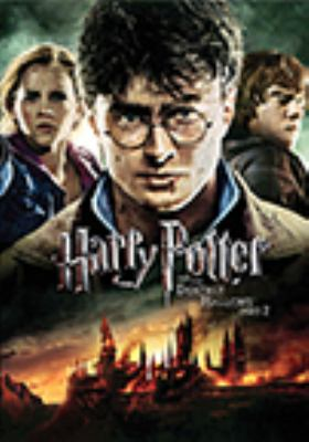 Harry potter and the deathly hallows part 2 (DVD)