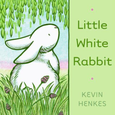 Little white rabbit