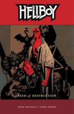 Hellboy. [1] : Seed of destruction