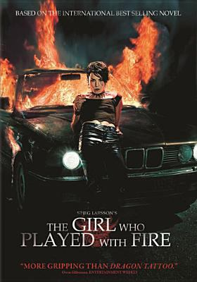 The girl who played with fire Flickan som lekte med elden