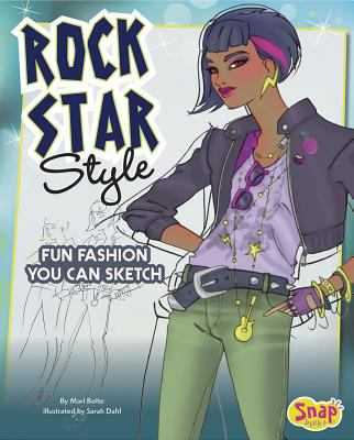 Rock star style : fun fashions you can sketch
