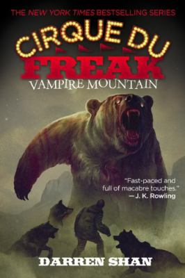 Cirque du freak. Vampire Mountain