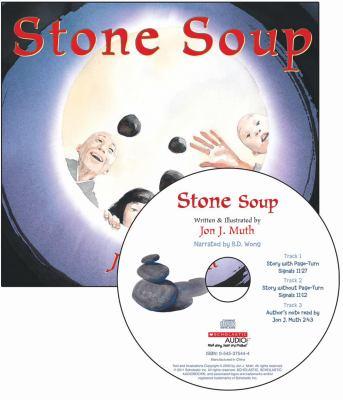 Stone soup (AUDIOBOOK)