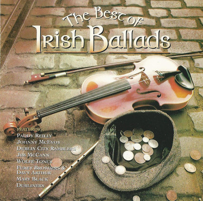 The best of Irish ballads. Volume 1