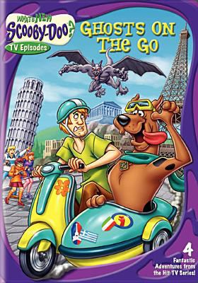 What's new Scooby-Doo?, [volume 7] : ghosts on the go