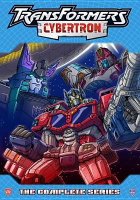 Transformers. Cybertron. The complete series.