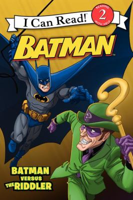 Batman versus the Riddler