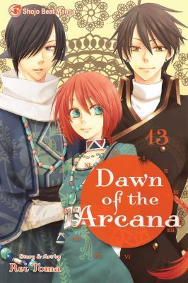 Dawn of the arcana. 13