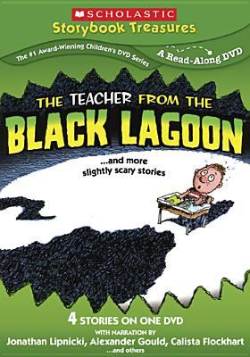 The teacher from the Black Lagoon : --and more slightly scary stories