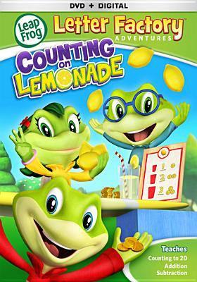 Leapfrog letter factory adventures. Counting on lemonade