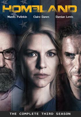 Homeland. The complete third season